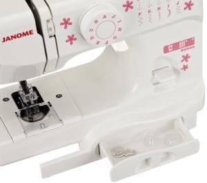 Janome Nähmaschine Sew Mini de Luxe - 2