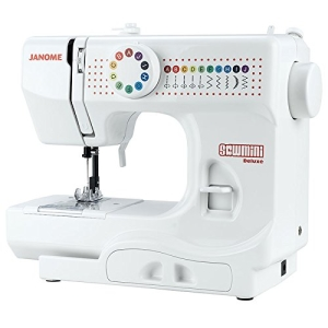 Janome Sew Mini deluxe - NEUER stylisher Look - 3
