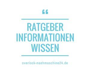 Overlock Naehmaschine Gritzner